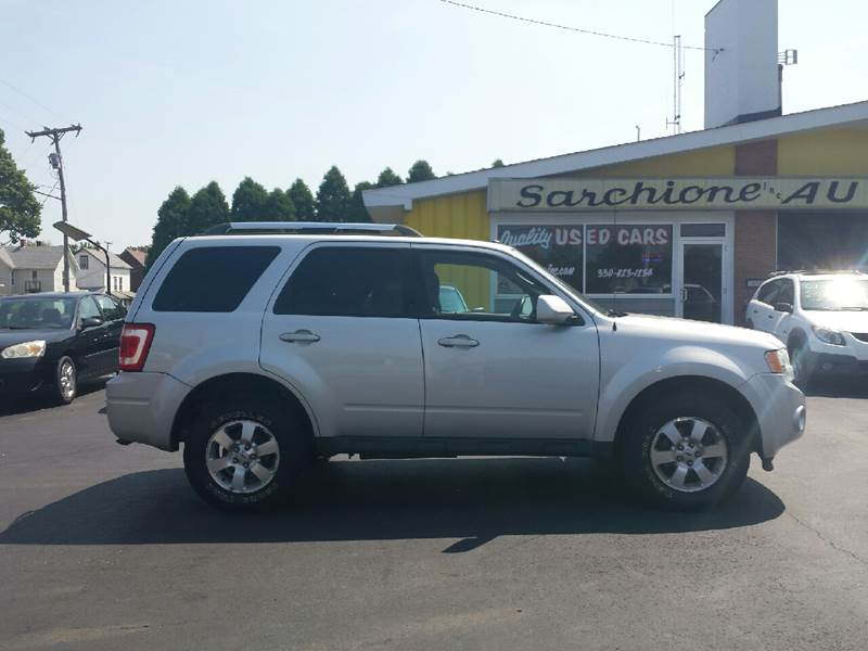 2009 Ford Escape AWD Limited 4dr SUV V6 - Alliance OH