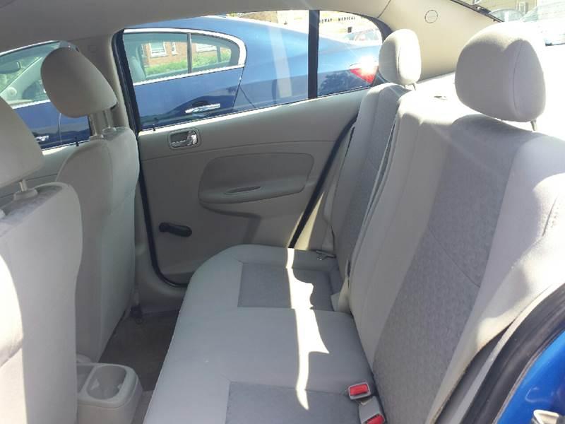2008 Chevrolet Cobalt LS 4dr Sedan - Alliance OH