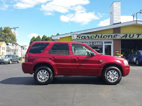 2005 Mercury Mariner for sale in Alliance, OH