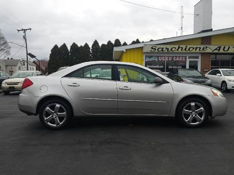 2008 Pontiac G6 for sale in Alliance, OH