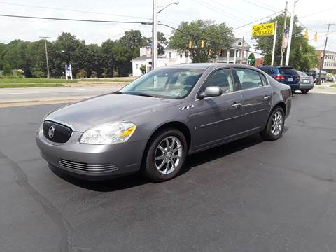 Buick Lucerne For Sale >> Buick Lucerne For Sale In Alliance Oh Sarchione Inc
