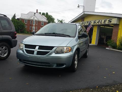 2005 Dodge Grand Caravan for sale in Alliance, OH