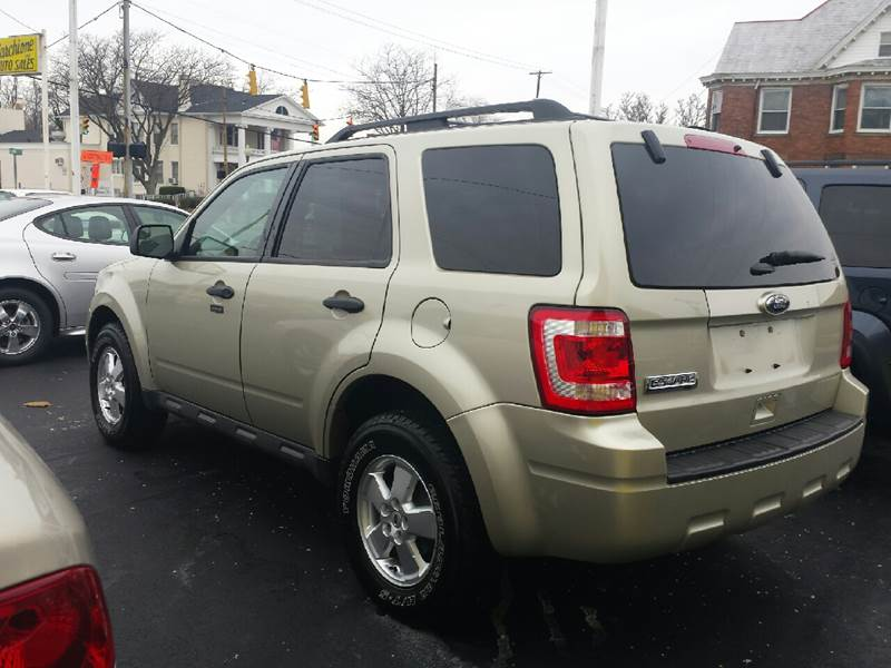 2012 Ford Escape AWD XLT 4dr SUV - Alliance OH