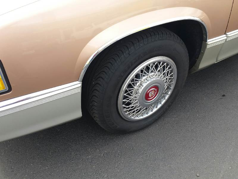 1990 Cadillac DeVille 2dr Coupe - Alliance OH