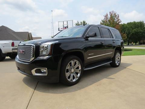 2015 GMC Yukon for sale at Affordable Auto Center in Joplin MO