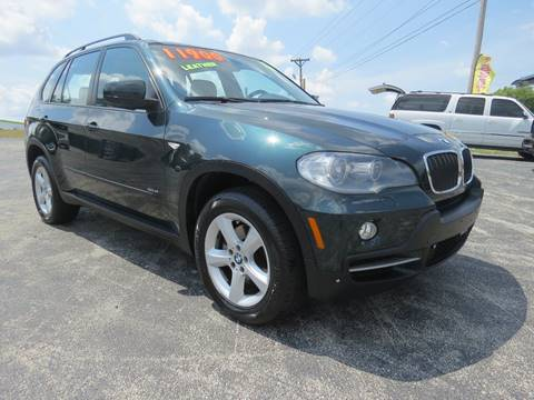 2007 BMW X5 for sale at Affordable Auto Center in Joplin MO