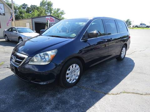 2006 Honda Odyssey for sale at Affordable Auto Center in Joplin MO