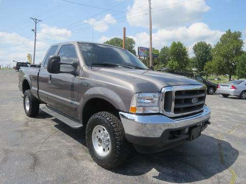 2002 Ford F-250 Super Duty for sale at Affordable Auto Center in Joplin MO