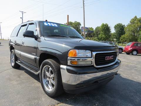 2005 GMC Yukon for sale at Affordable Auto Center in Joplin MO