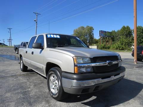 2004 Chevrolet Silverado 1500 for sale in Joplin, MO