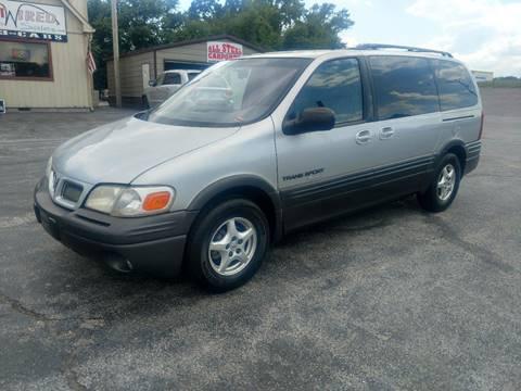 1998 Pontiac Trans Sport for sale in Joplin, MO