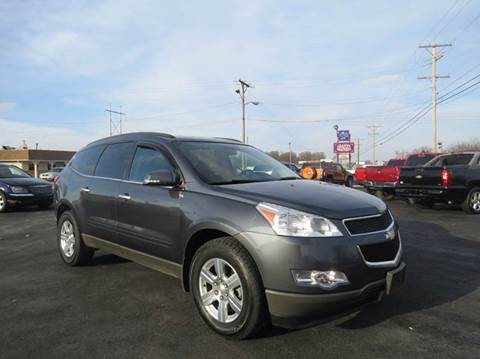 2012 Chevrolet Traverse for sale at Affordable Auto Center in Joplin MO