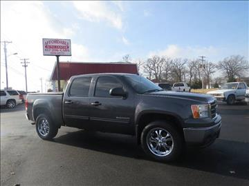 2011 GMC Sierra 1500 for sale at Affordable Auto Center in Joplin MO