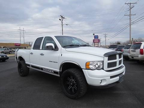 2002 Dodge Ram Pickup 1500 for sale at Affordable Auto Center in Joplin MO