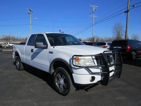 2008 Ford F-150 for sale at Affordable Auto Center in Joplin MO