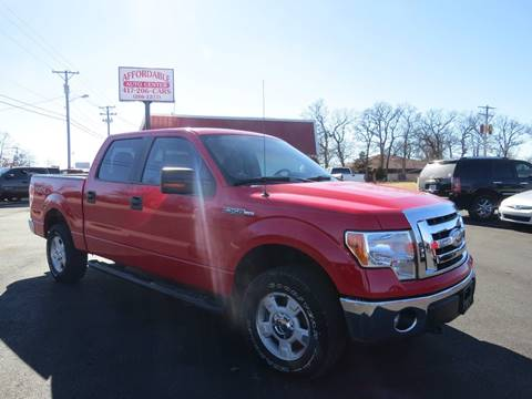 2011 Ford F-150 for sale at Affordable Auto Center in Joplin MO