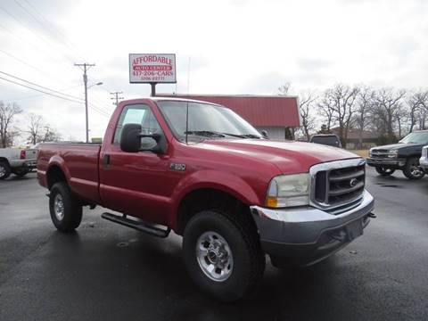 2002 Ford F-350 Super Duty for sale at Affordable Auto Center in Joplin MO