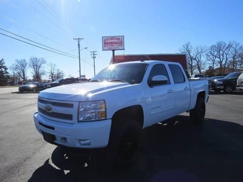 2011 Chevrolet Silverado 1500 for sale at Affordable Auto Center in Joplin MO