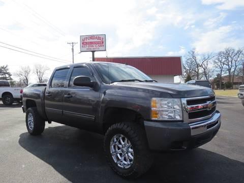 2010 Chevrolet Silverado 1500 for sale at Affordable Auto Center in Joplin MO