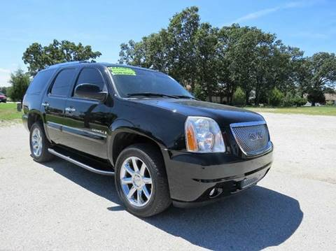 2007 GMC Yukon for sale at Affordable Auto Center in Joplin MO