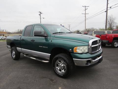 2003 Dodge Ram Pickup 2500 for sale at Affordable Auto Center in Joplin MO