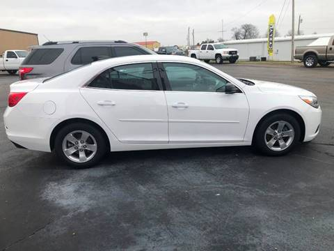 2016 Chevrolet Malibu Limited for sale at MIDTOWN MOTORS in Union City TN