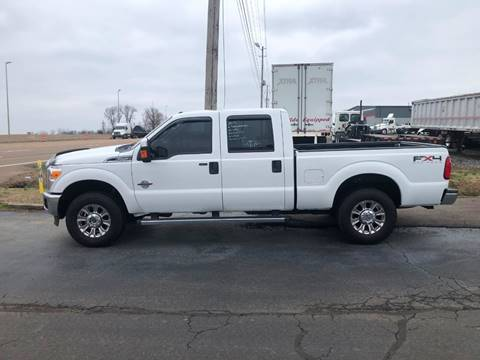 2015 Ford F-250 Super Duty for sale at MIDTOWN MOTORS in Union City TN