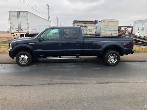 2005 Ford F-350 Super Duty for sale at MIDTOWN MOTORS in Union City TN