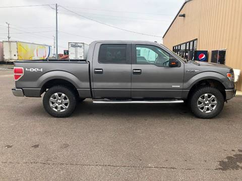 2014 Ford F-150 for sale at MIDTOWN MOTORS in Union City TN