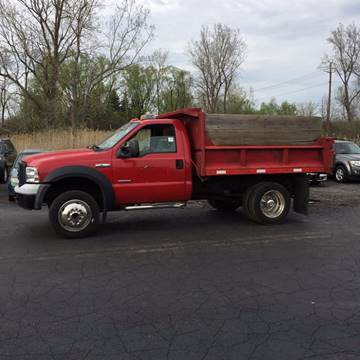 2006 Ford F-450 Super Duty for sale in Rochester, NY