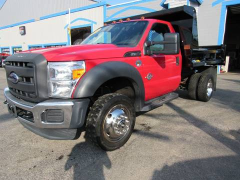 2012 Ford F-450 Super Duty for sale in Rochester, NY
