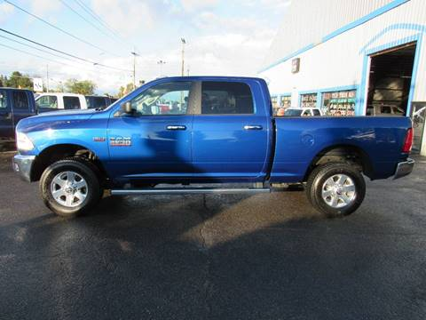 2014 RAM Ram Pickup 2500 for sale in Rochester, NY