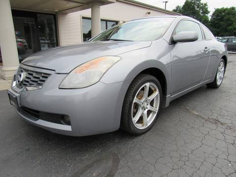 2008 Nissan Altima for sale in Rush, NY