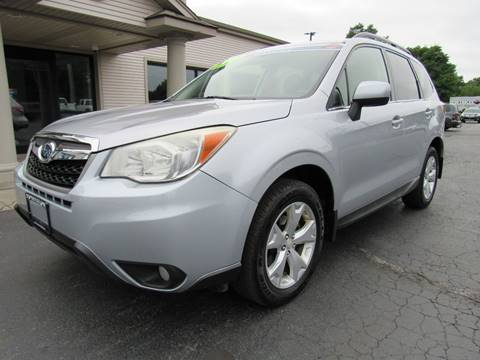 2014 Subaru Forester for sale in Rush, NY