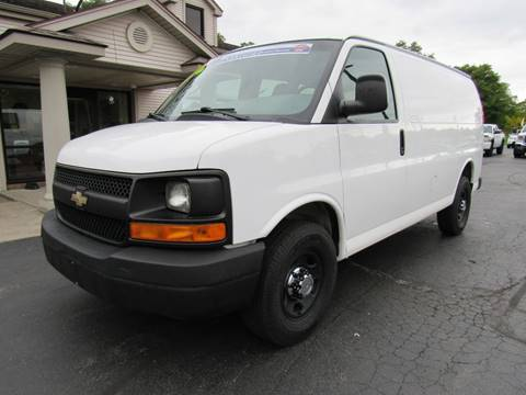 2011 Chevrolet Express Cargo for sale in Rush, NY
