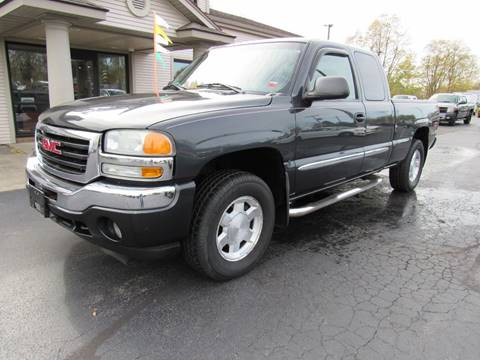 2005 GMC Sierra 1500 for sale in Rush, NY