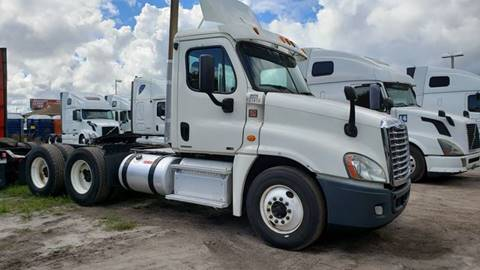 2012 Freightliner Cascadia for sale in Orlando, FL
