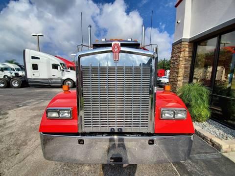 2016 Kenworth W900 for sale in Orlando, FL
