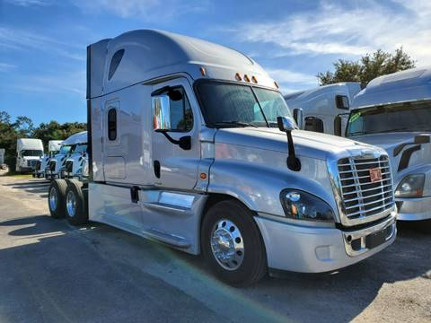Freightliner Of Nh >> 2016 Freightliner Cascadia For Sale In Orlando Fl