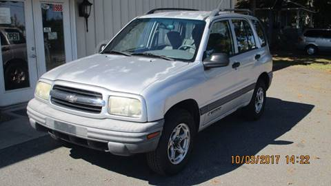2000 Chevrolet Tracker for sale in Hickory, NC