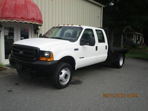 2000 Ford F-450 for sale at Bethlehem Auto Sales LLC in Hickory NC