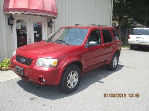 2005 Ford Escape for sale at Bethlehem Auto Sales LLC in Hickory NC