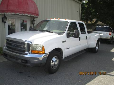 2000 Ford F-350 Super Duty for sale at Bethlehem Auto Sales LLC in Hickory NC