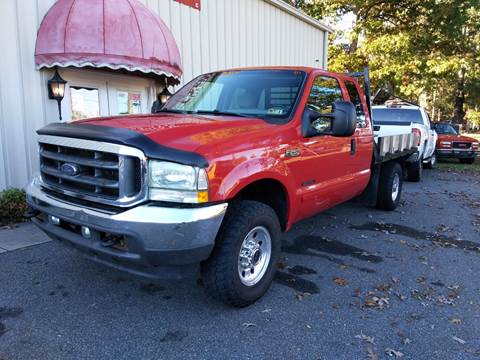 2002 Ford F-250 Super Duty for sale in Hickory, NC