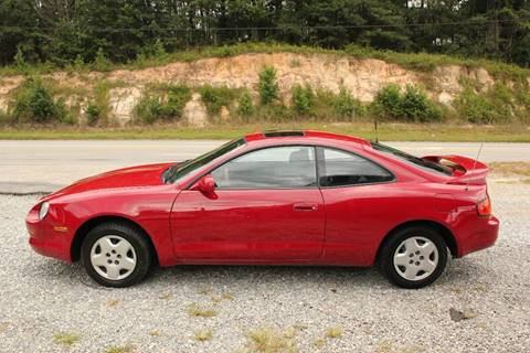 used 1995 toyota celica for sale. Black Bedroom Furniture Sets. Home Design Ideas
