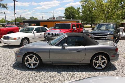 2004 Mazda MAZDASPEED MX-5 for sale in Phenix City, AL