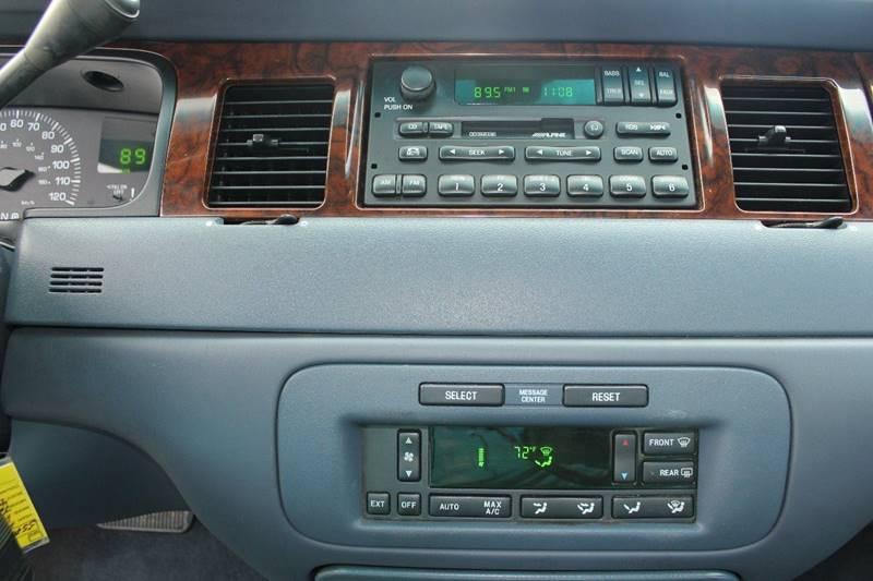 2000 Lincoln Town Car Signature 4dr Sedan In Phenix City AL - S S MOTORS