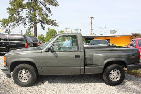 Chevrolet CK 1500 Series For Sale in Alabama  Carsforsalecom