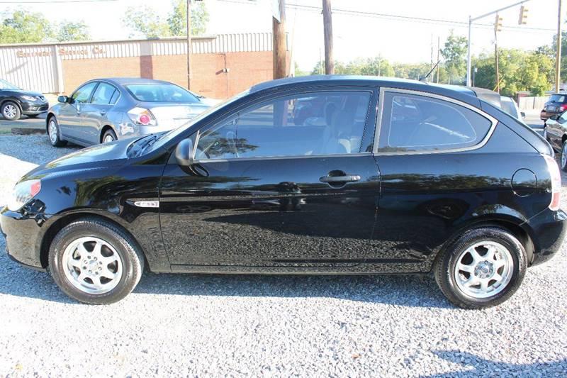 2008 Hyundai Accent GS 2dr Hatchback   Phenix City AL
