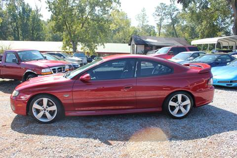 2006 Pontiac GTO for sale in Phenix City, AL